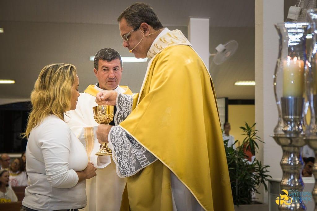 Solenidade de Corpus Christi – 1ª Comunhão dos Crismandos