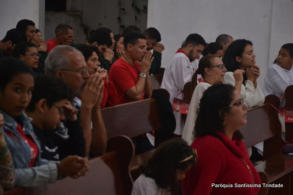 5° Dia da Novena do Sagrado Coração de Jesus – Monsuaba