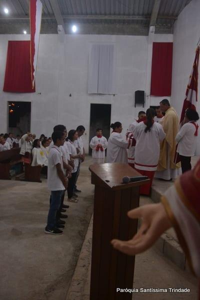 1° Dia da Novena do Sagrado Coração de Jesus Monsuaba