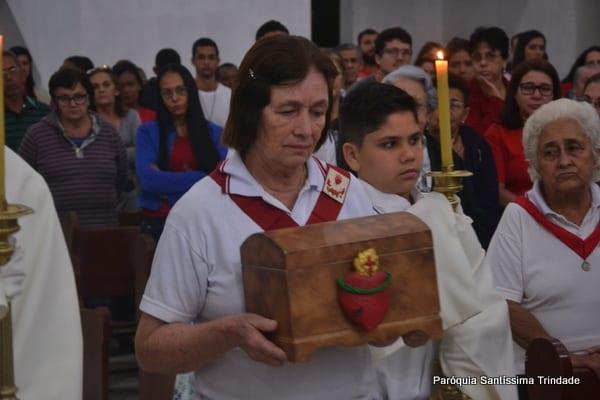8° Dia da Novena do Sagrado Coração de Jesus – Monsuaba