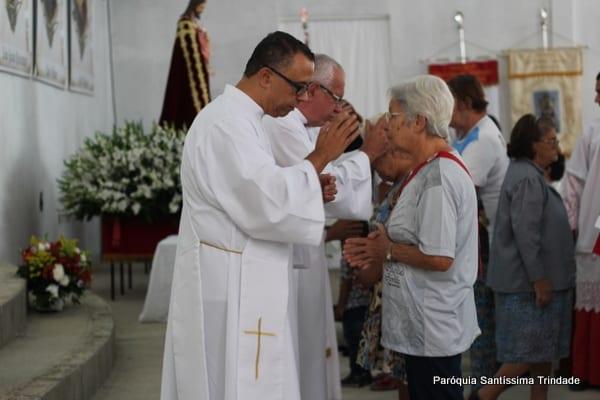 Missa da Saúde – Novena do Sagrado Coração de Jesus – Monsuaba