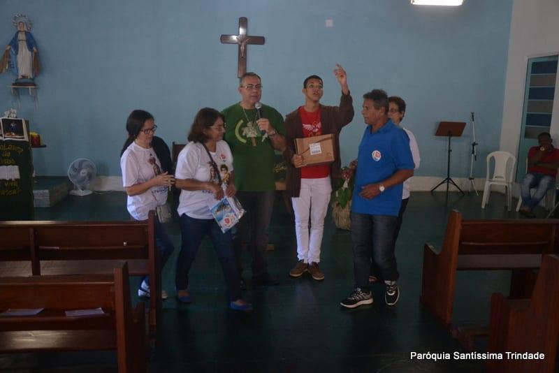 Santas Missões Populares Caputera I