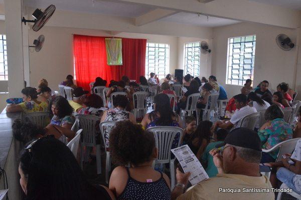 Show de Prêmios – comunidade do Sagrado Coração de Jesus – Monsuaba