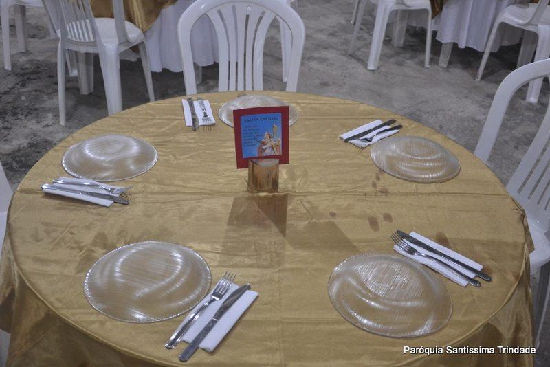 Missa em Memória em Santa Cecília