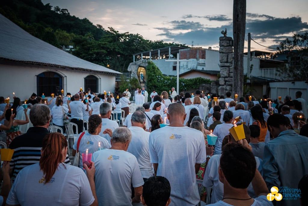 Santo Terço Luminoso – 13 Anos Rosário Vivo – Village