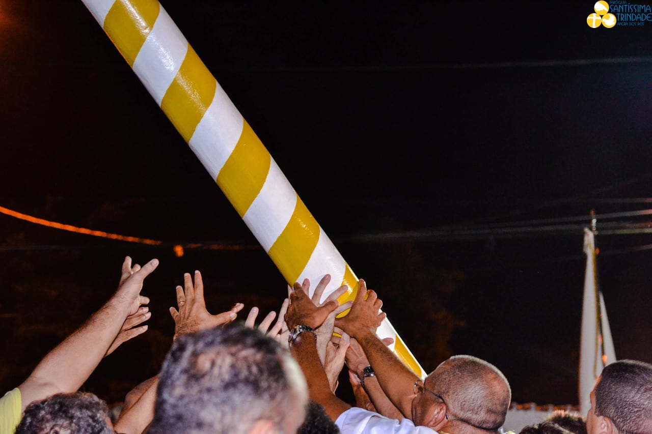Solenidade de São José, Levantamento do Mastro – Vilage 19Mar2018
