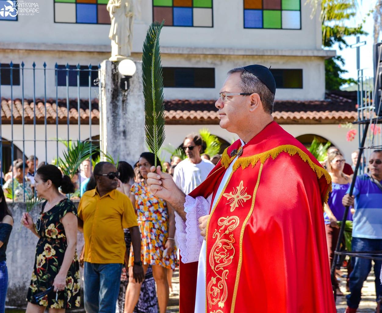 Domingo de Ramos e da Paixão do Senhor – Matriz 25Mar2018