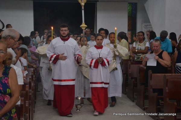 Missa da Ceia do Senhor Lava Pés – Monsuaba 29mar2018