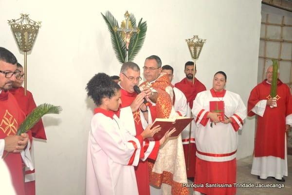 Domingo de Ramos e da Paixão do Senhor – Monsuaba 25Mar2018