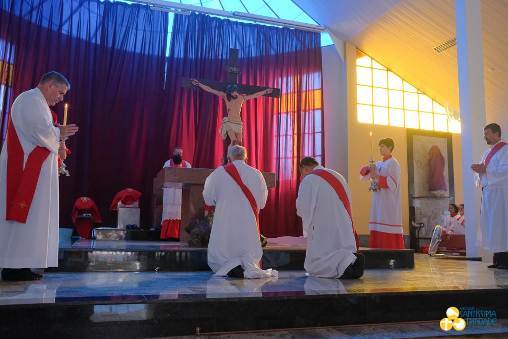Paixão do Senhor e Adoração da Cruz – 30Mar2018 – Village