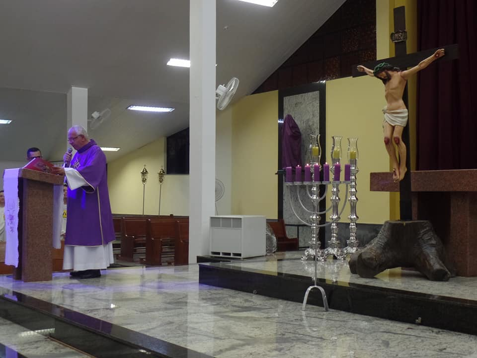 MEDITAÇÃO DAS 7 PALAVRAS DE JESUS NA CRUZ – 27Mar2018 – Village