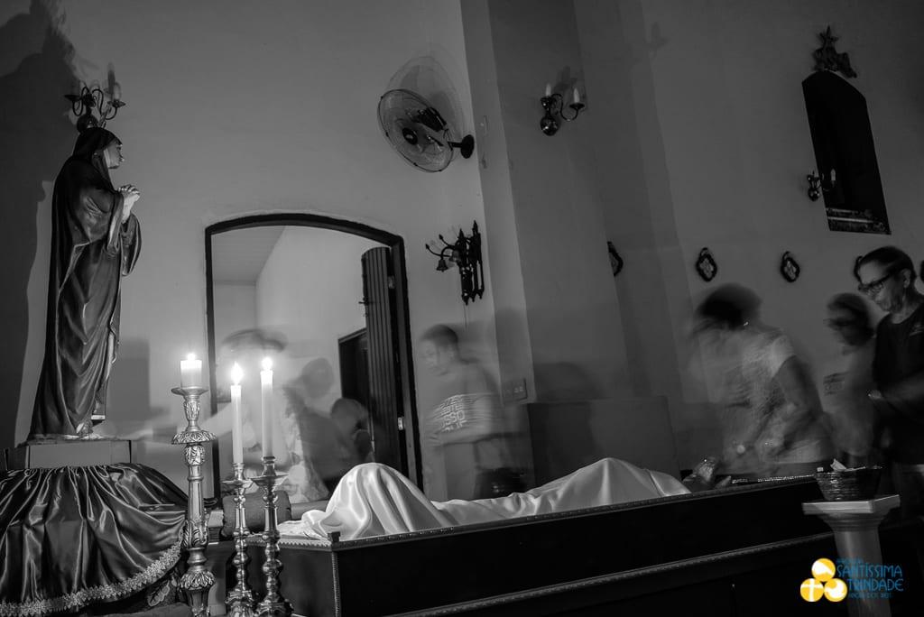 Descida da Cruz, Procissão do Senhor Morto e Beija Mão – 30Mar2018 – Village