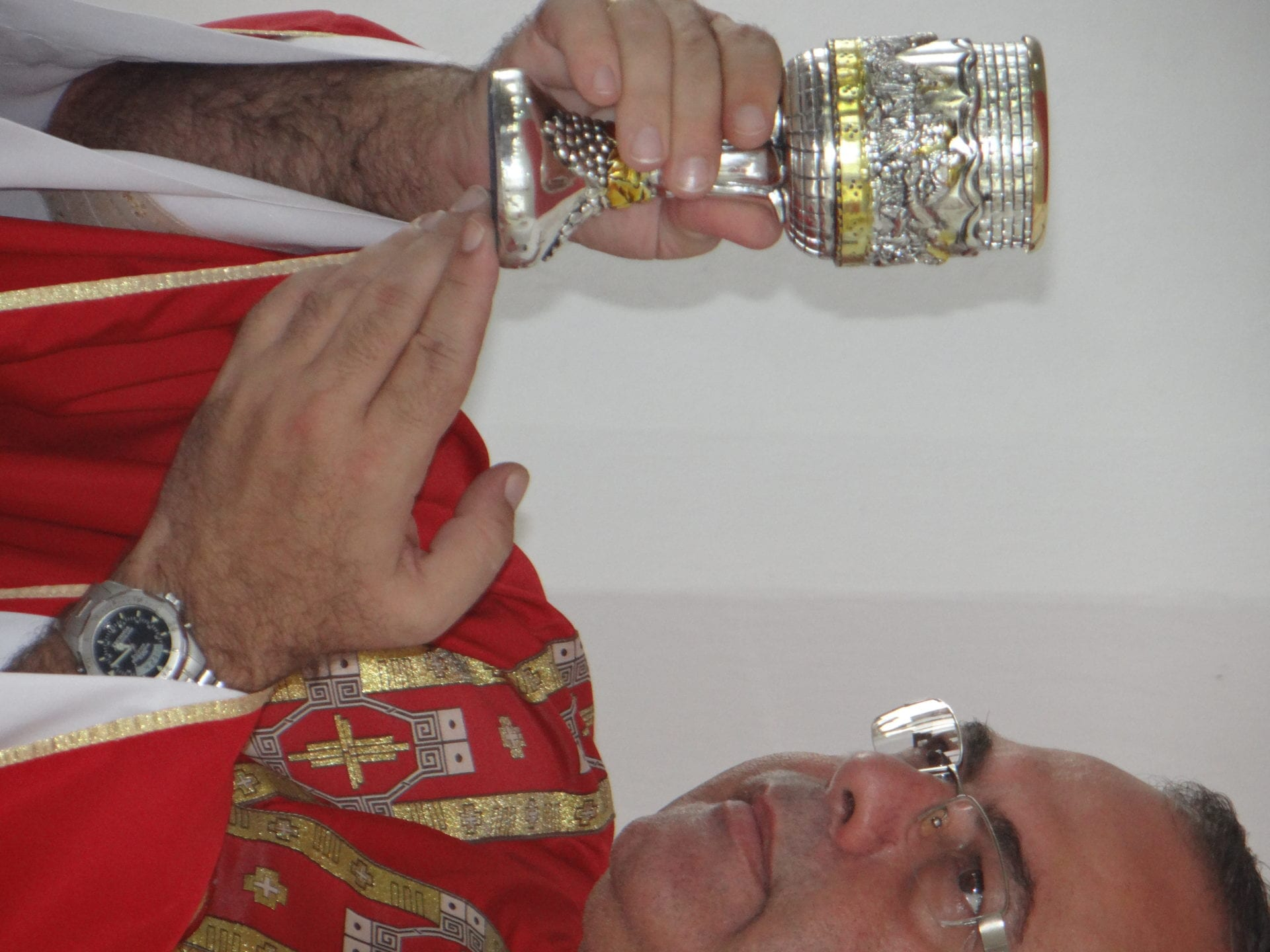 Missa e Procissão de São Jorge, Caputera II – 23 Abr 2018