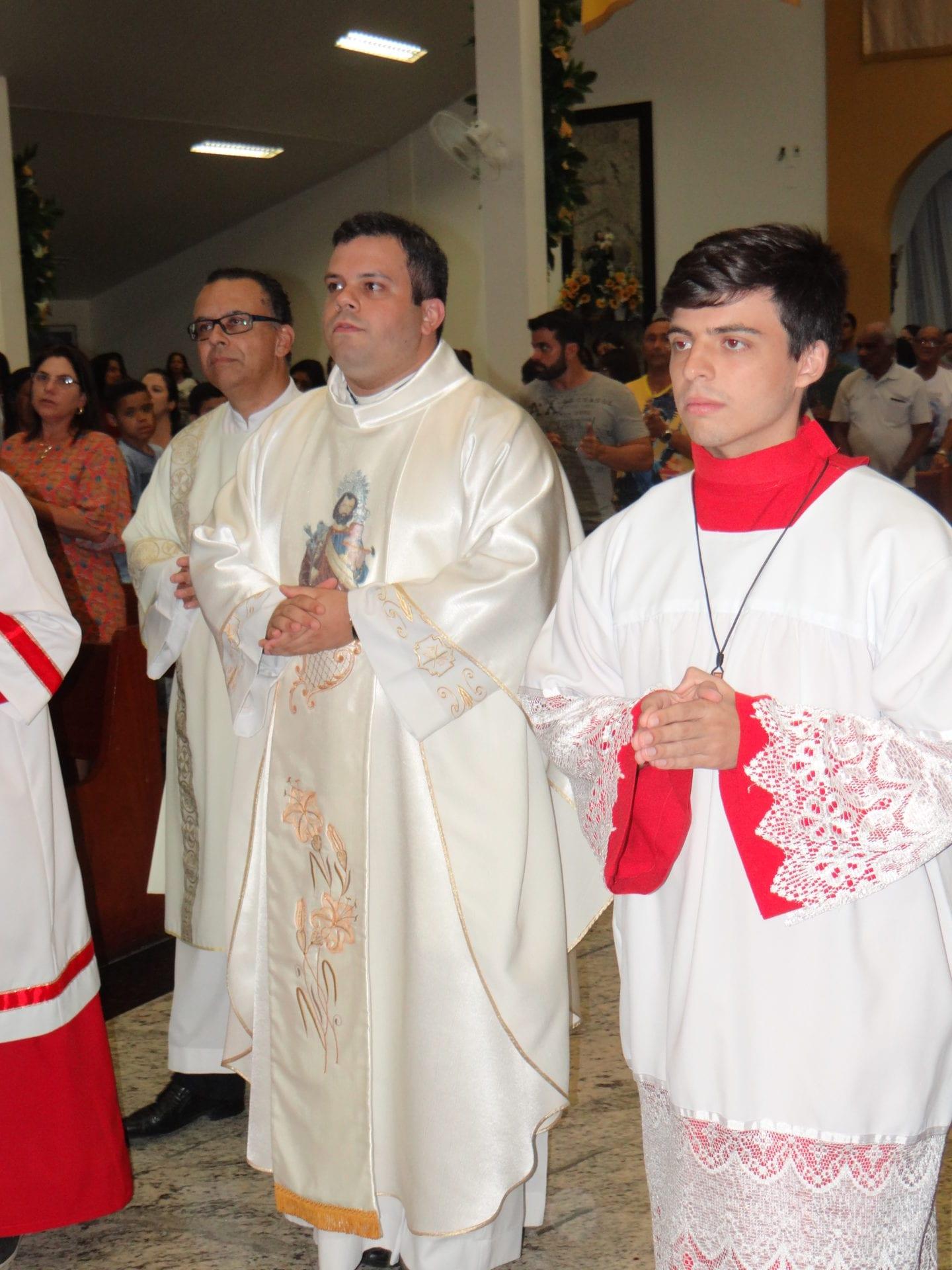 3° dia da Novena de São José Operário – 24 Abr 2018