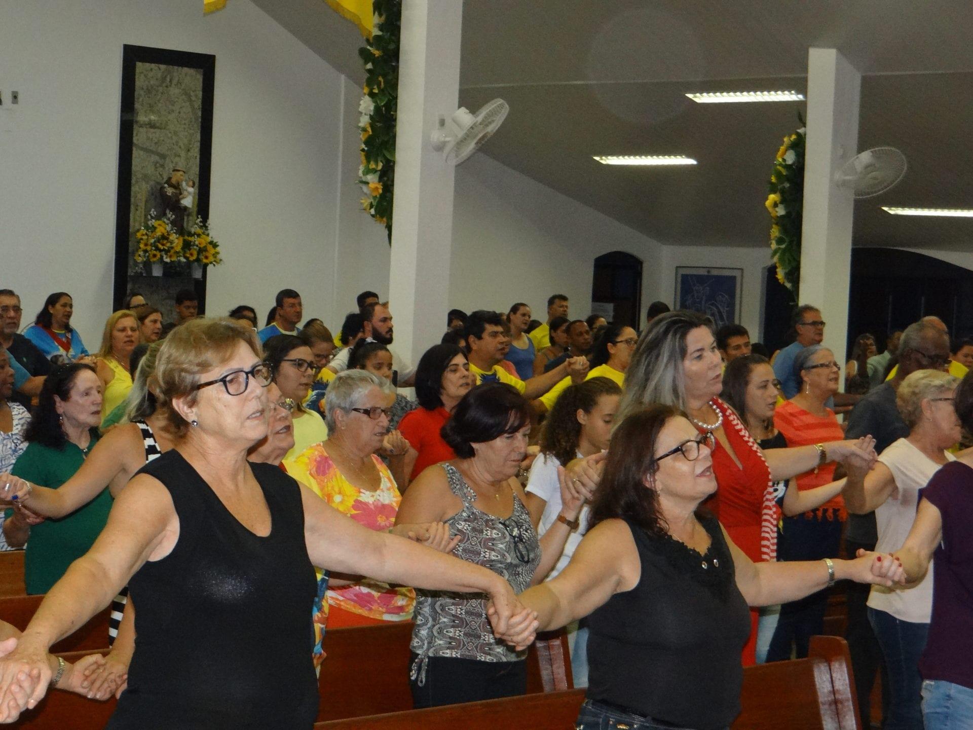 4° dia da Novena de São José Operário – 25 Abr 2018