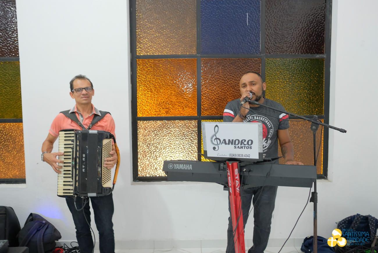 FESTA DA SANTÍSSIMA TRINDADE – 2º DIA – 25Mai2018