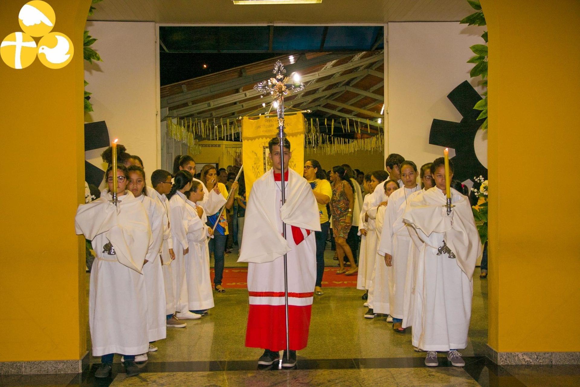 1° dia da Novena de São José Operário – 22 Abr 2018
