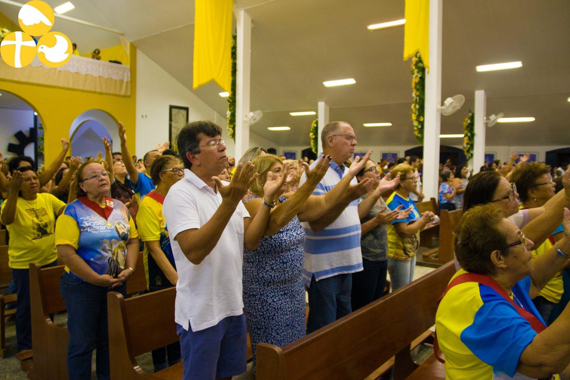 5° dia da Novena de São José Operário – 26 Abr 2018