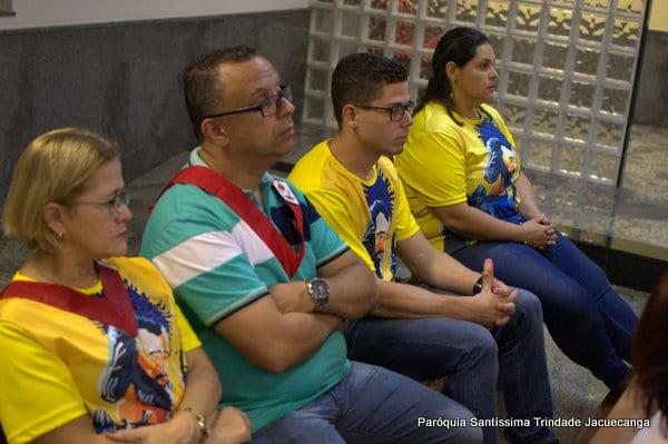 8° dia da Novena de São José Operário 29mai2018
