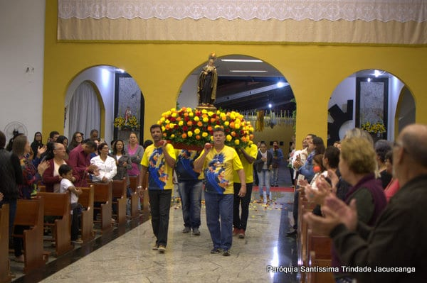Missa de Santa Rita de Cássia 22mai2018