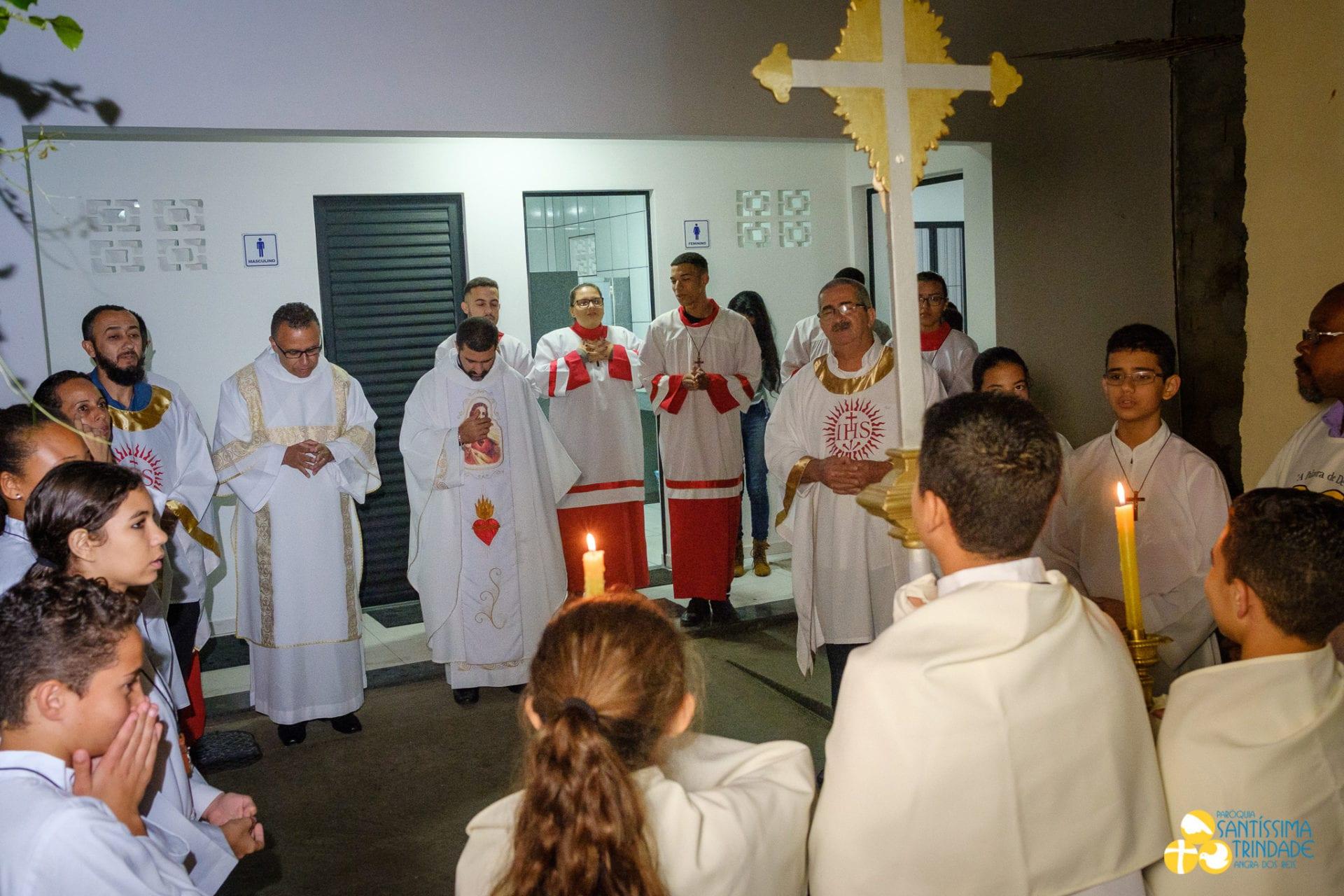 9° Dia da Novena do Sagrado Coração de Jesus Monsuaba 16jun2018
