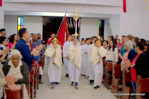 3° Dia da Novena do Sagrado Coração Jesus Monsuaba 10jun2018