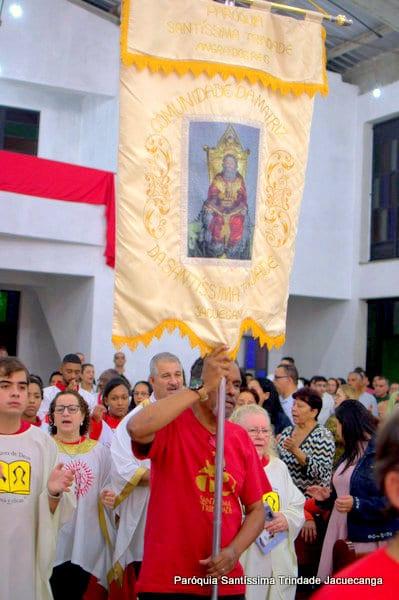 5° Dia da Novena do Sagrado Coração de Jesus Monsuaba 12jun2018