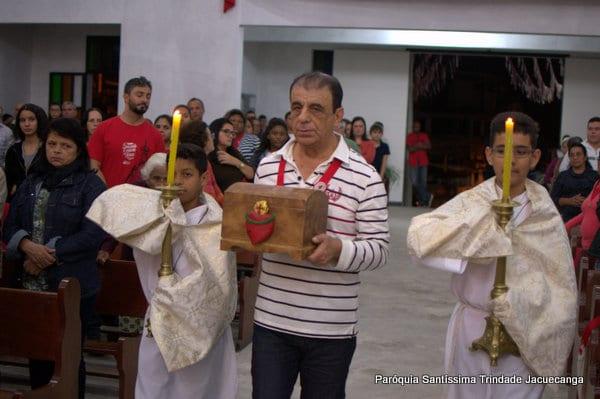 7° Dia da Novena do Sagrado Coração de Jesus Monsuaba 14jun2018