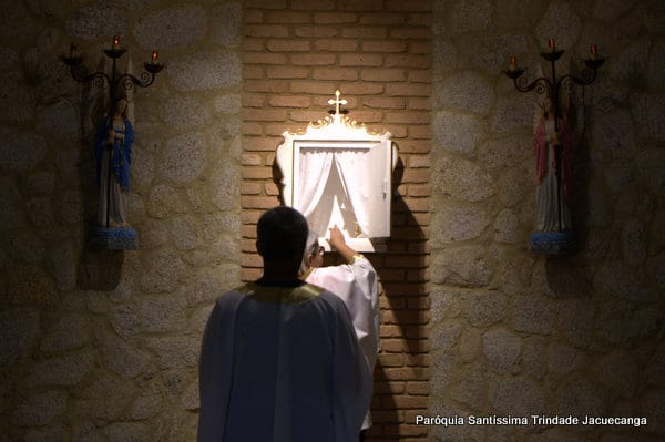 6° Dia da Novena do Sagrado Coração de Jesus Monsuaba 13jun2018