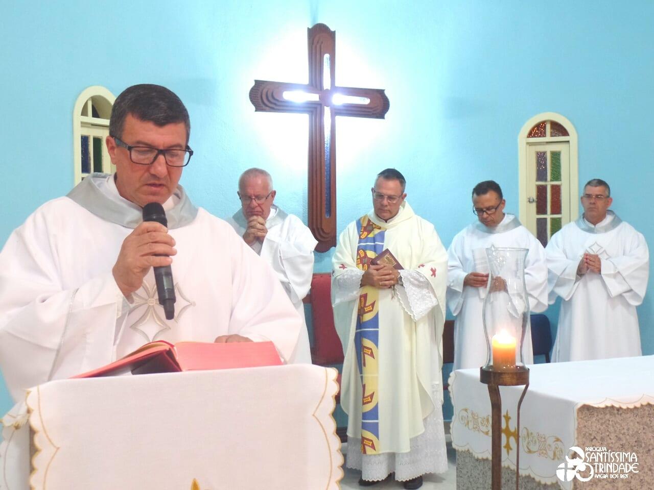 Ofício Solene de São João Batista – Quermesse Paroquial – 26 Jun 2018 – Água Santa