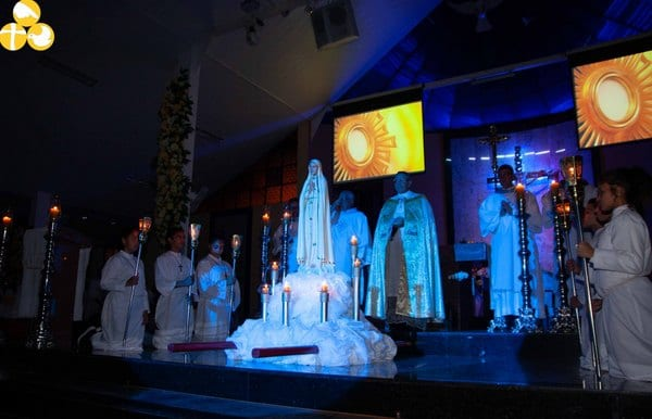 Corpus Christi e Visitação de Nossa Senhora 31maio2018
