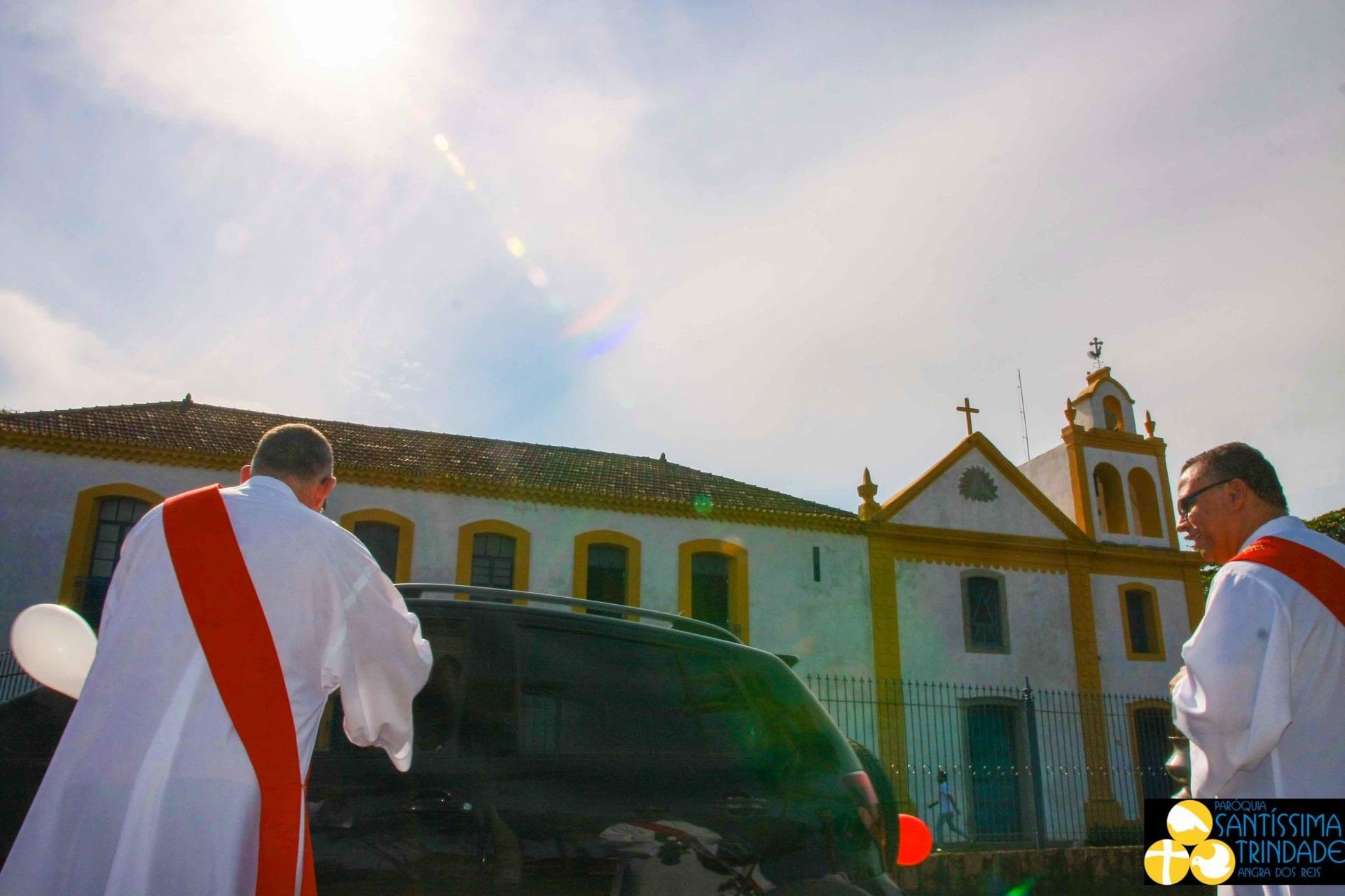 São Cristóvão – Bênção dos Carros, Procissão e Missa – 29 Jul 2018