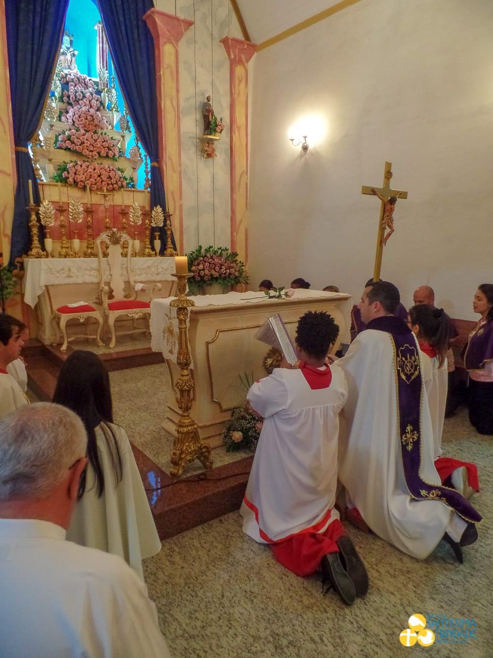 Setenário Nossa Senhora das Dores – 11Set2018 TER – Matriz