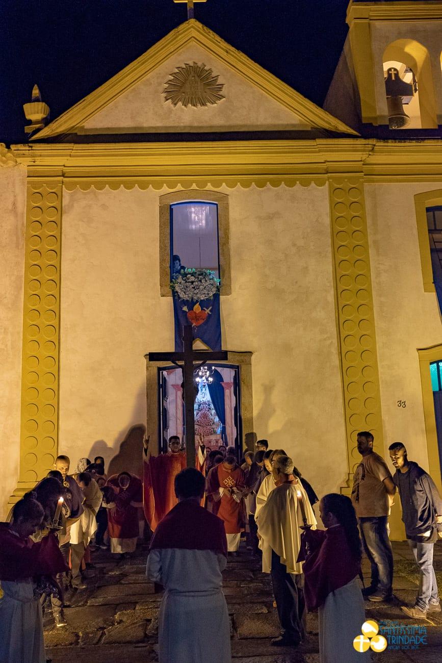 Setenário Nossa Senhora das Dores – 14Set2018 SEX – Matriz