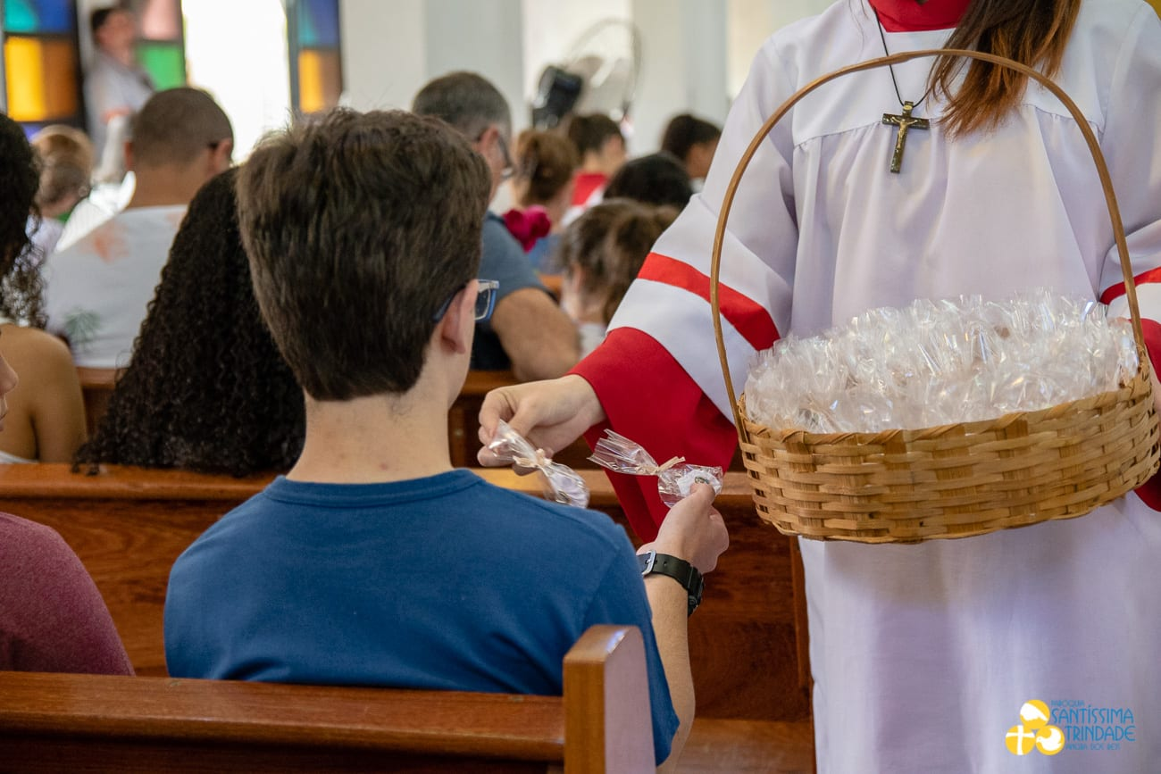 Santa Missa Solene, Procissão e Oferta de Flores a Nossa Senhora – 16Set2018 DOM – Matriz