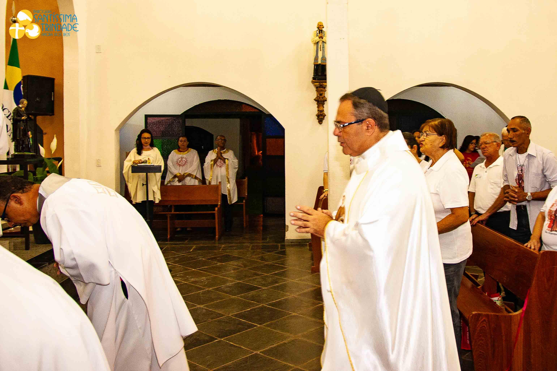 Missa da Memória de São Vicente de Paulo – 27Set2018 – Matriz