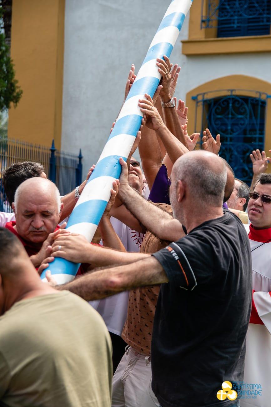 Descida do Mastro de Nossa Senhora das Dores – 30Set2018 DOM – Matriz