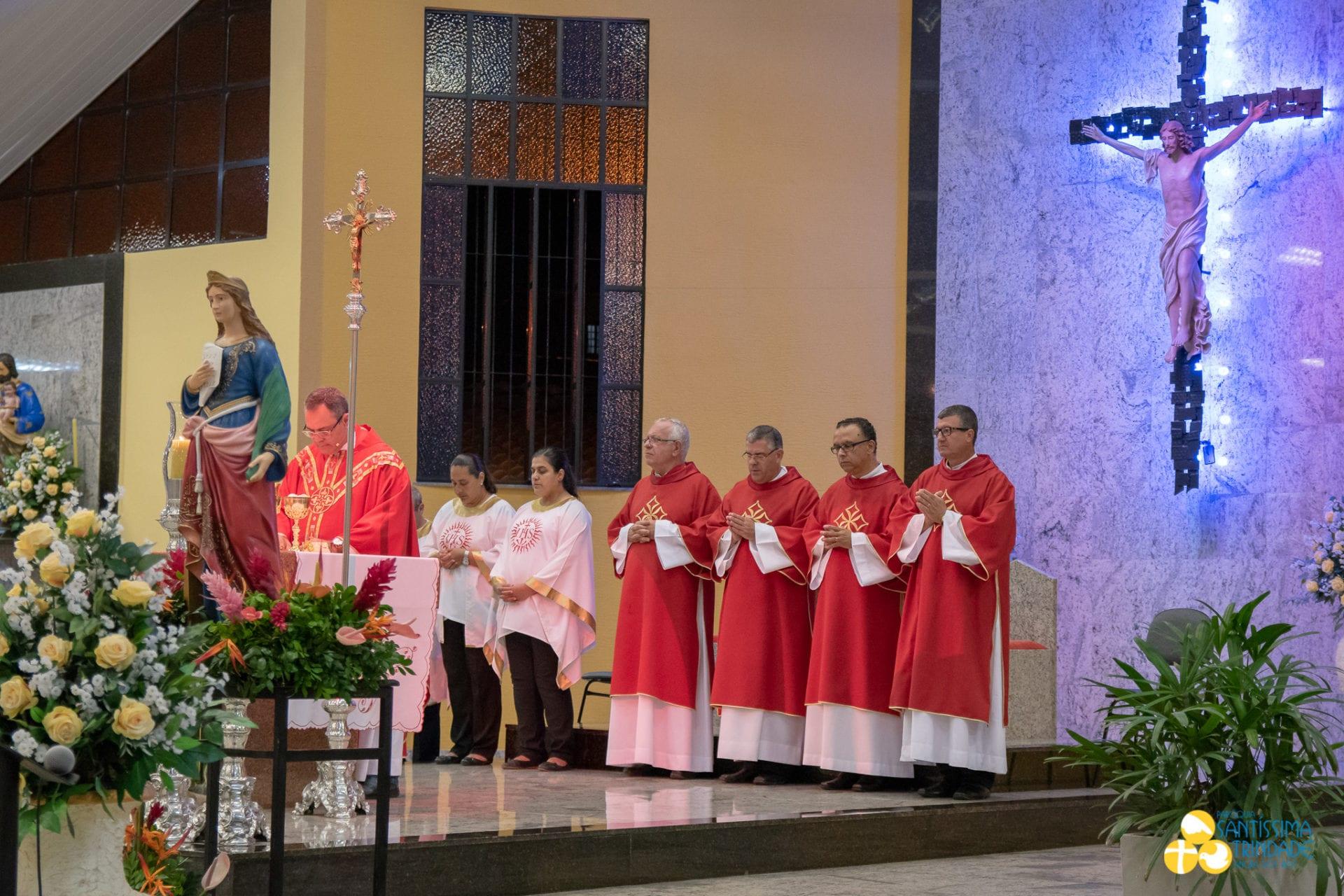 Missa de Santa Cecília – 27Nov2018 – Village