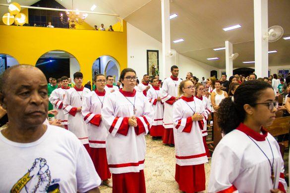nvestidura de Novos Coroinhas 24 Fev 2019 – Village