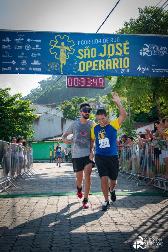 1ª Corrida de Rua – São José Operário – 24 Mar 2019