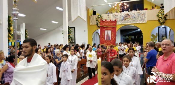 9° Dia Novena de São José Operário no Village – 30 Abr 2019