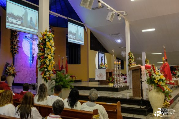 Missa de Pentecostes – Dia da Unidade Paroquial