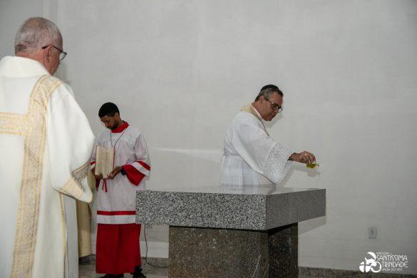 Dedicação do Altar SCJ – Monsuaba – 22Jun2019