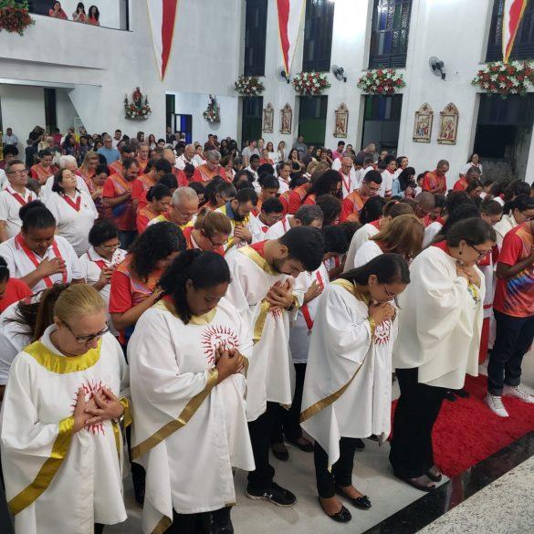 Festa do Sagrado Coração de Jesus – 28Jun2019 -1º Dia