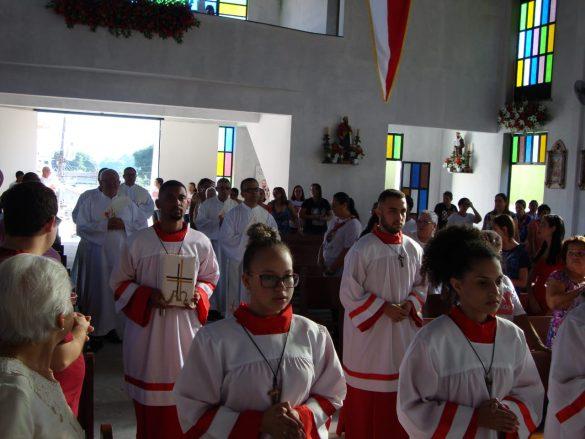 Festa do Sagrado Coração de Jesus – 29Jun2019 – Missa da Saúde