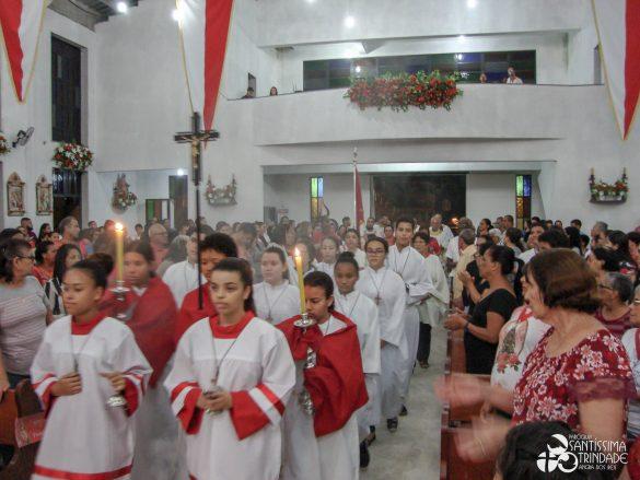 Festa do Sagrado Coração de Jesus – 30Jun2019 – 3º Dia