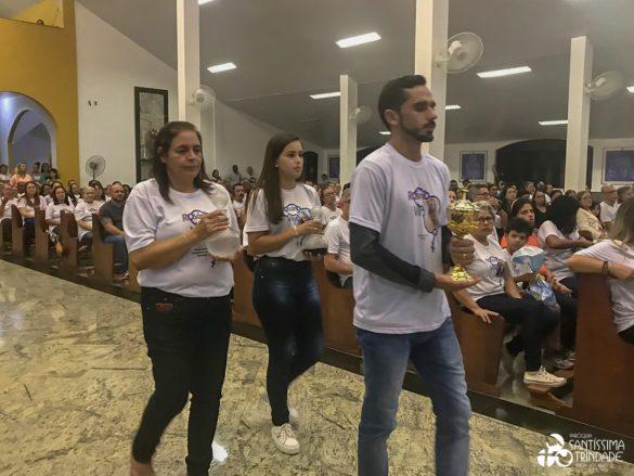 Formação Anual do Rosário-vivo – 18 Ago 2019 – Matriz
