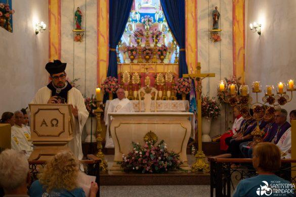 Setenário Nossa Senhora das Dores – 13Set2019 SEXTA – Matriz