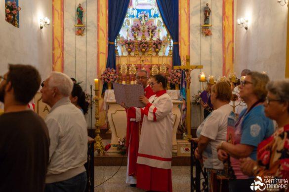 Setenário Nossa Senhora das Dores – 14Set2019 SAB – Matriz