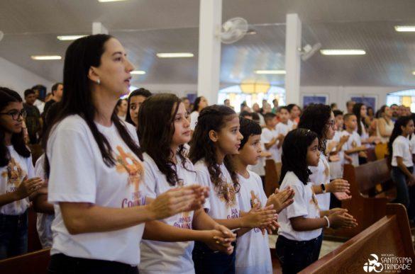 Primeira Comunhão Paroquial – 10nov2019 – Vilage